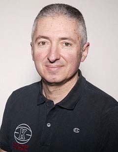 mr Vladimir Ilić, profesor fizičkog vaspitanja, vrsni košarkaški stručnjak i trener
