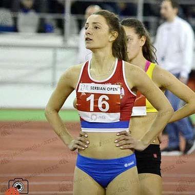 Zorana Barjaktarović je na atletskim stazama osvojila čak 44 medalje