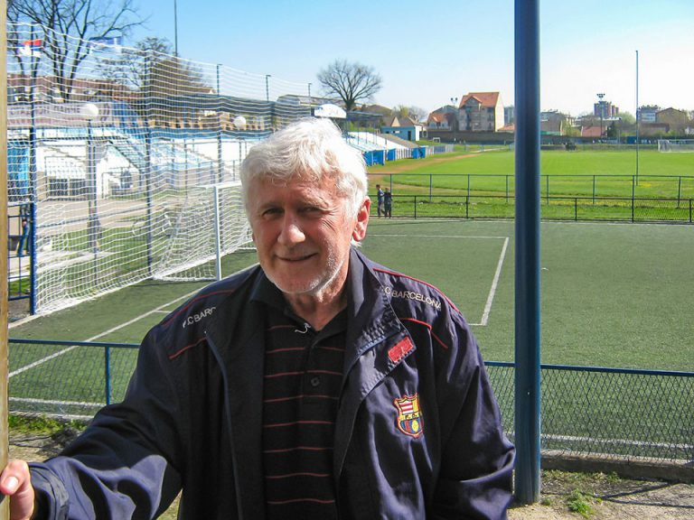 Mile Ugren – nekada vrsni atletičar, a danas trener