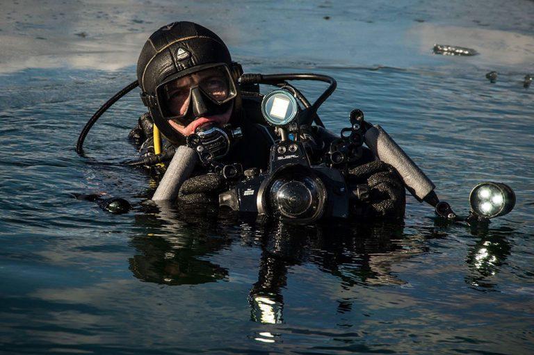 Janez Kranjc – ronilac, fotograf