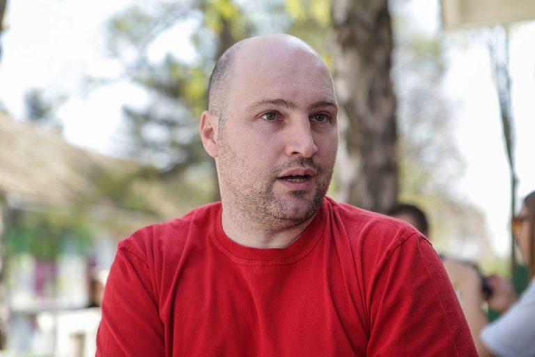 "Bojan Jovičić – trener košarkaška ""Tamiša"""
