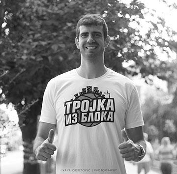 Dušan Borković – Ratnik na stazi, romantik u životu