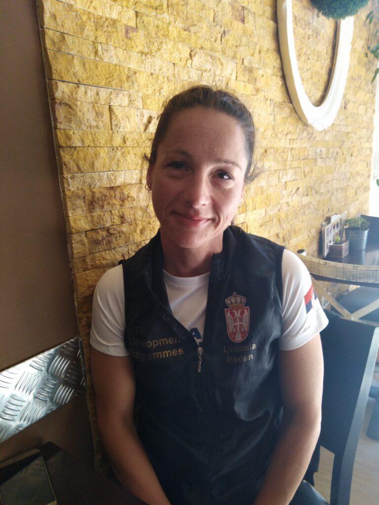 Ljudmila Medan – Triatlon je nedeljivo jedinstvo