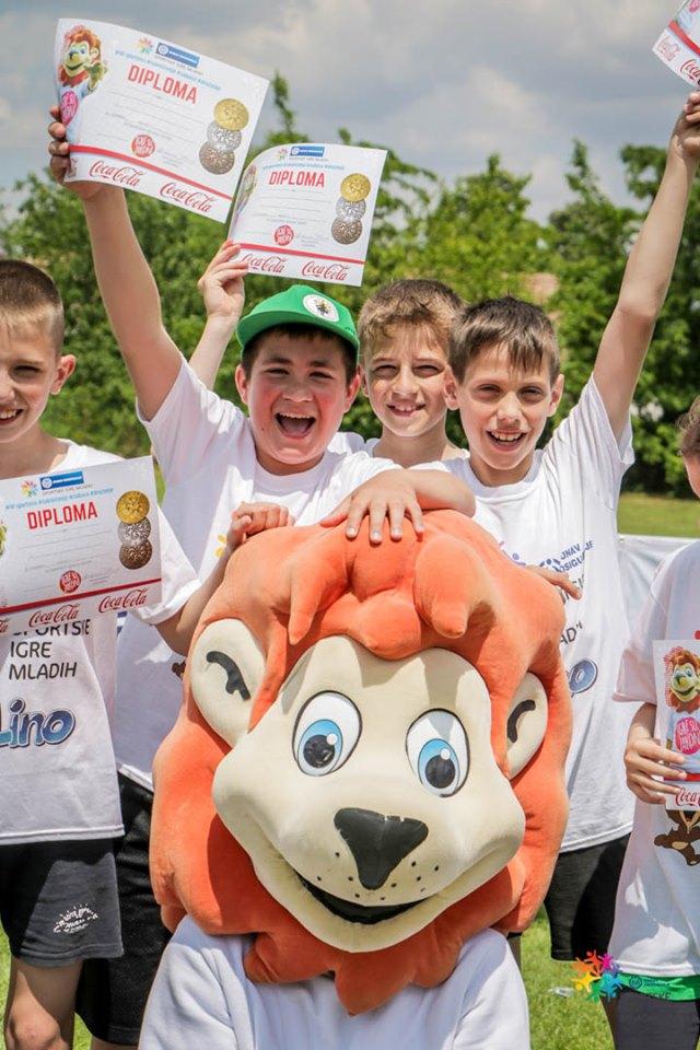 Sportske igre mladih – LEPOTA I RADOST NA JEDNO MESTU