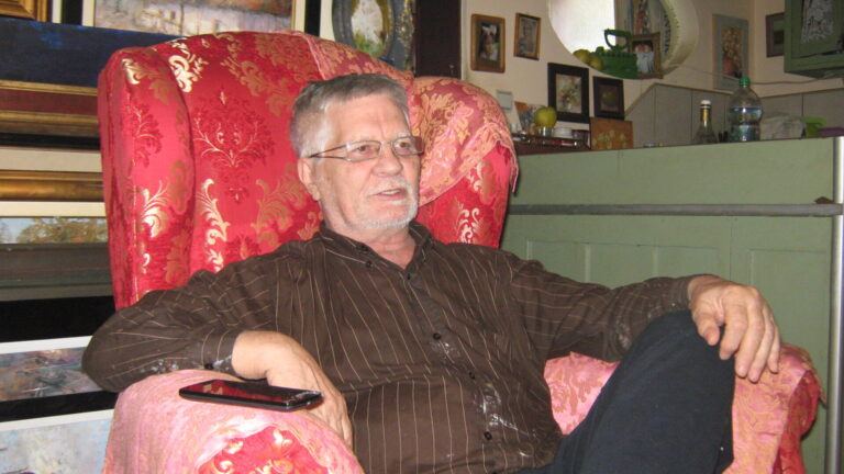 Petar Putić – ZANIMLJIVO PRIPOVEDANJE VELIKOG MAJSTORA