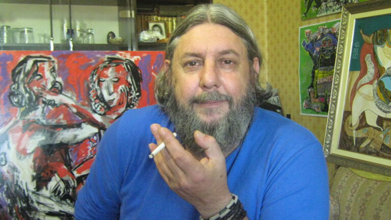 Aleksandar Saša Alimpić – SLOBODNO STVARALAŠTVO I SOPSTVENO TRAGANJE ZA LEPOTOM