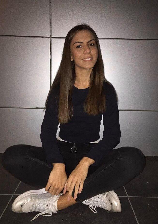 Marina Davinić – PUNOM SNAGOM ČUVA LJUBAV PREMA BLIŽNJIMA I KOŠARCI
